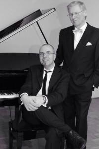 Sven Homberg und Werner E. Dietrich